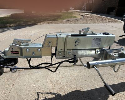 Like New! - Demco Tow Dolly with Surge Brakes