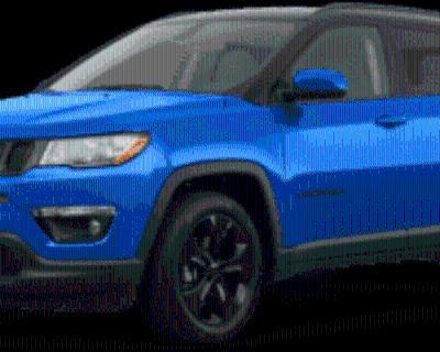 2020 Jeep Compass Altitude