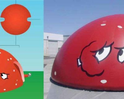Awesome Inflatable Tents for Advertisements