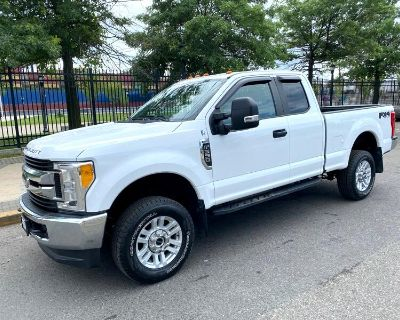 Used 2017 Ford F-350 SD STX FX4 SuperCab 4WD