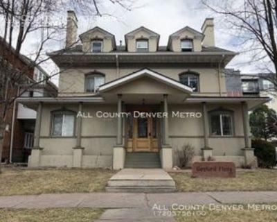 1750 Gaylord St Apt D #d, Denver, CO 80206 1 Bedroom Condo