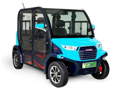 GOLF CART WITH REAL AIR CONDITIONING HEAT RADIO TOYOTA TECHNOLOGY