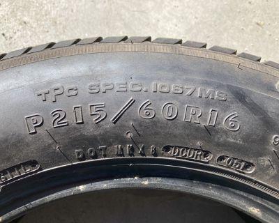 Goodyear Tires 215-60R16