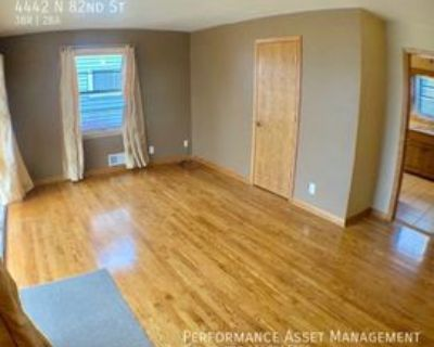 4442 N 82nd St, Milwaukee, WI 53218 3 Bedroom House