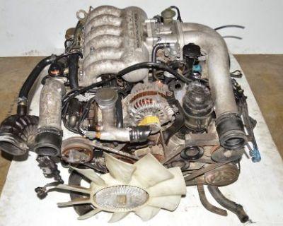 Jdm Mazda Cosmo 20b 3 Rotor Engine 20b 3 Rotor Rx7 Engine Wiring Ecu *series A*