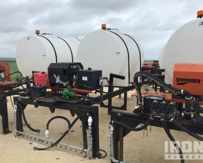 Anti-Ice Spray System