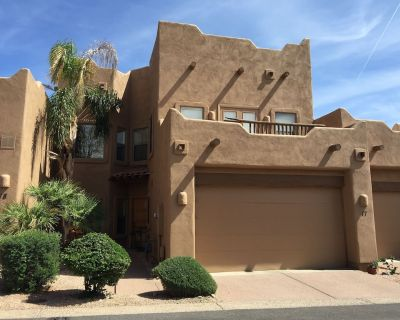 3 En Suite Bedrooms!! Spacious 2-story townhome with pool and spa + 2-car garage - Red Mountain Ranch