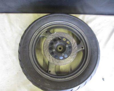 1997 Suzuki Gsx 600 Katana Rear Wheel Tire Rim