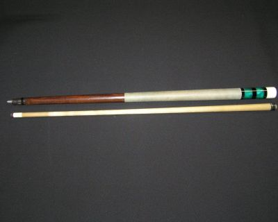 Doc Frye pool cue - Custom made - Only one owner  -  VERY rare