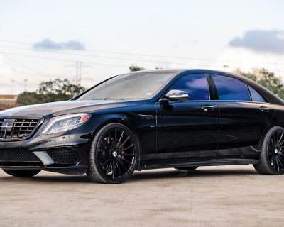 2015 Mercedes S63 AMG Other Houston, TX
