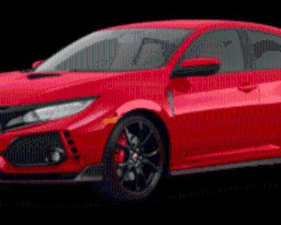 2019 Honda Civic Type R Manual