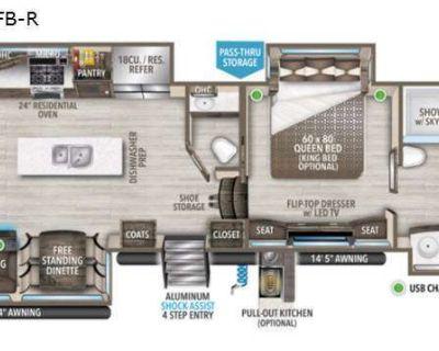 2022 Grand Design Solitude 373FB R