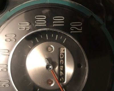 1965 Chevelle Factory Gauge Cluster