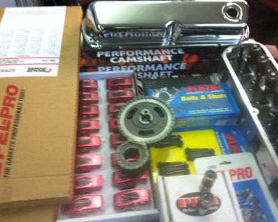 351 W Ford World Products Top End Kit