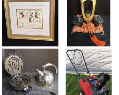 MORE LISTINGS COMING!!! WAUWATOSA FAMILY OF COLLECTORS HOME SALE -- BIDDING ENDS 6/27