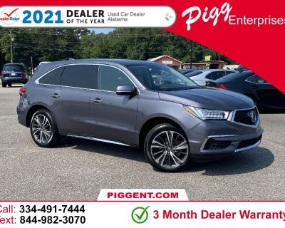 2020 Acura MDX TECHNOLOGY 2WD