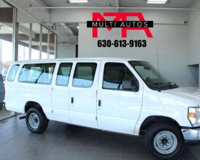 2013 Ford Econoline Wagon E-350 Super Duty XL