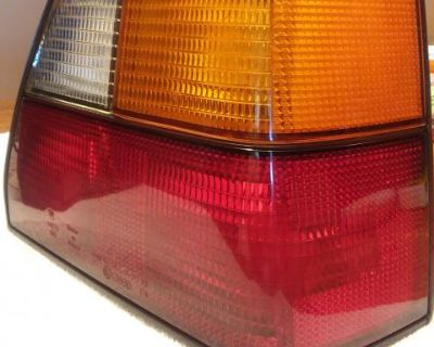 Have Hella Golf mk2 excellent sets of taillights