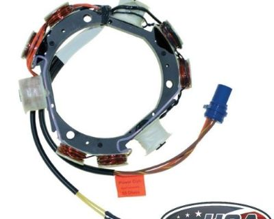 Stator For Johnson Evinrude Outboards 25-70 Hp Cdi 173-4560 Rplcs 584560, 783763
