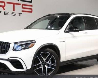 2018 Mercedes-Benz GLC GLC 63 AMG