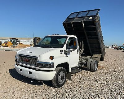 2007 GMC C4500 Dump Trucks Truck