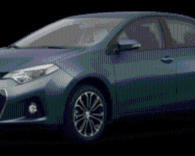 2015 Toyota Corolla L Automatic
