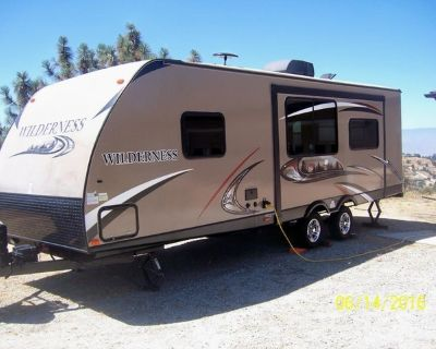 2015 Heartland Wilderness 2750rl camper