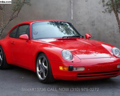 1997 Porsche 993 Carrera Coupe