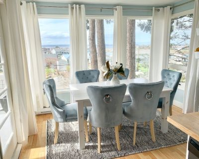 Sunny Whidbey Island Beach House w/view of Puget Sound and public beach access - Lagoon Point
