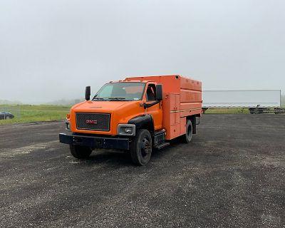 2008 GMC C6500 Dump Trucks Truck