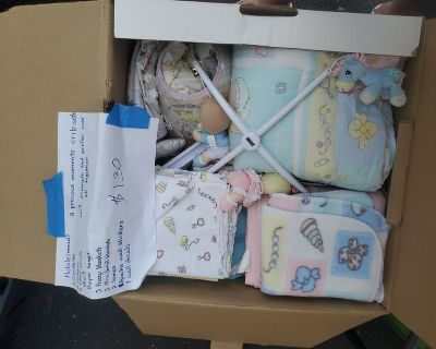 Crib toddler and twin size bedding