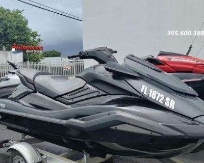 2020 Yamaha WaveRunner FX SVHO
