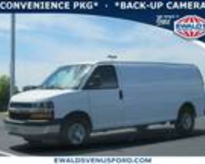 2017 Chevrolet Express 3500 Work Van Cargo