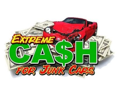 Junk Car removal For Cash / Junk car Buyer