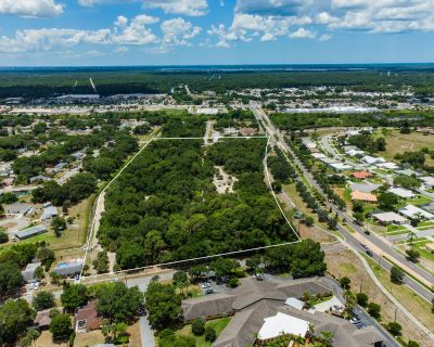 11.7 Acres of Prime Piece of Land Available!