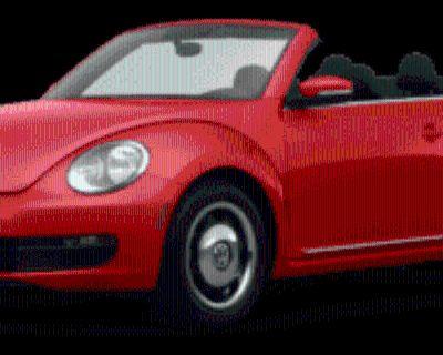 2013 Volkswagen Beetle Turbo Convertible Manual (PZEV)