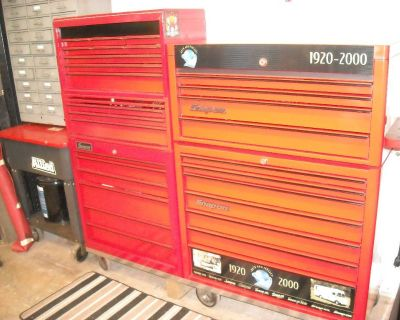 snap on tool boxes