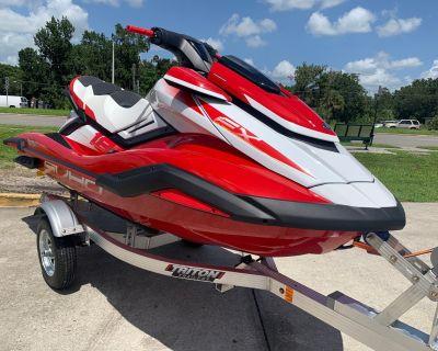 2021 Yamaha FX Cruiser SVHO PWC 3 Seater Orlando, FL