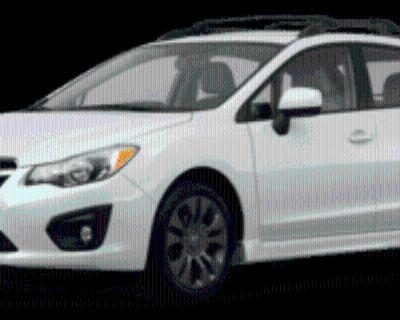 2013 Subaru Impreza 2.0i Sport Premium Wagon Auto
