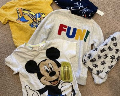 Free play clothes