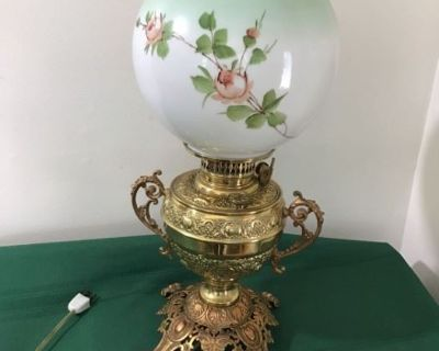 Antiques, Lovely Lamps, Furniture, Native American Collections in Hamburg, NY Online Auction - 7/19!