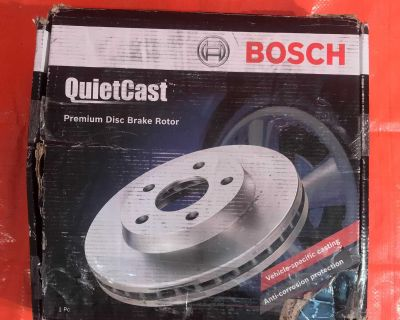 P Disk Brake Rotor 3 QuietCast for Mercedes Benz