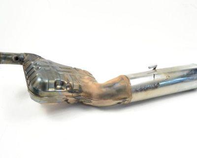 2006 Bmw R1150rtp R 1150rt P Rear Exhaust Pipe Muffler 18127677858