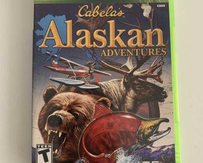 Cabelas Alaskan adventures Xbox 360