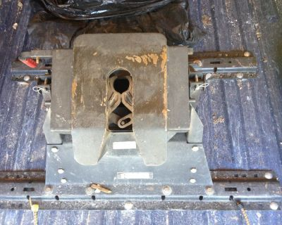 Reese Fifth Wheel Trailer Hitch