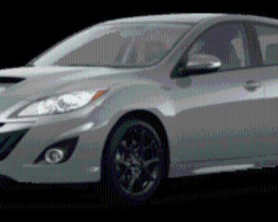 2013 Mazda Mazda3 Mazdaspeed3 Touring