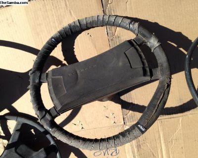 914 steering wheel