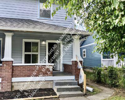 4020 Cornelius Ave-2 bed/1.5 Bath Duplex - move-in ready