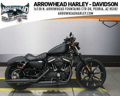 Certified Pre-Owned 2020 Harley-Davidson Iron 883 Sportster XL883N