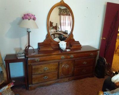 Cherry Bedroom Set